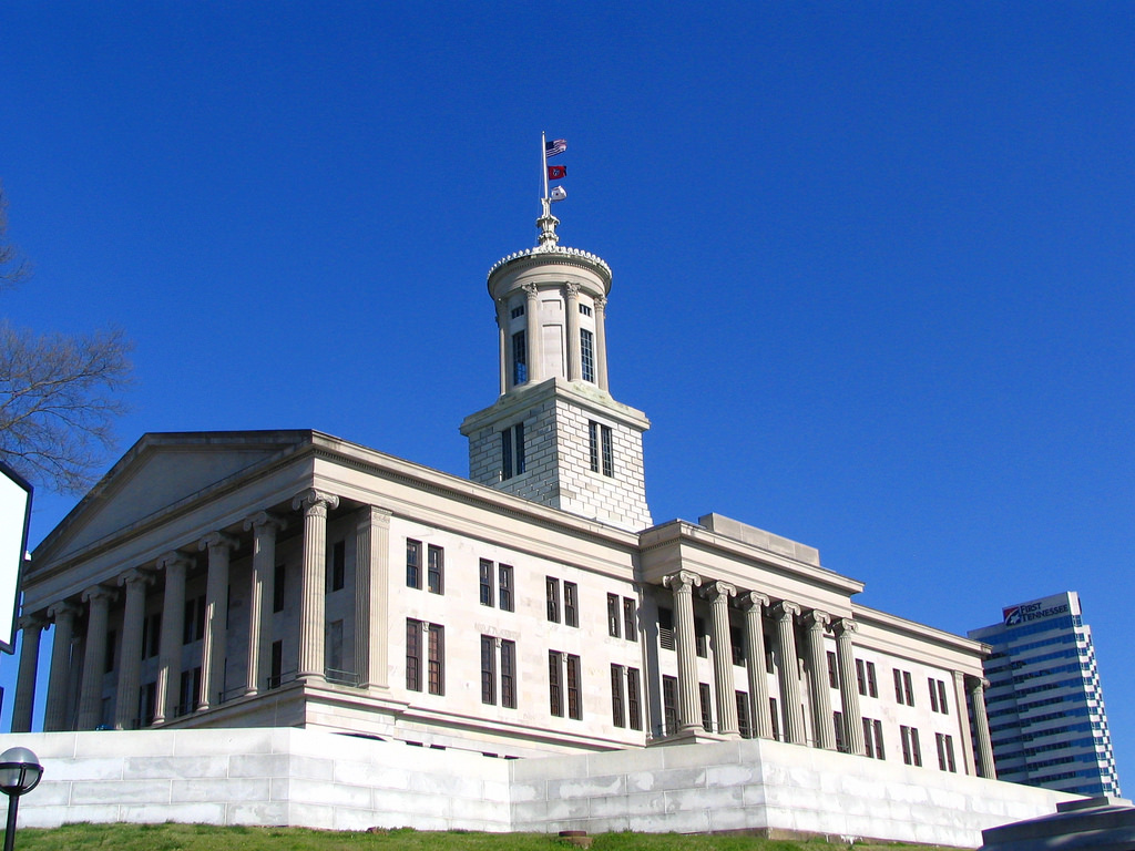 Tennessee now legally recognises blockchain transactions and smart contracts