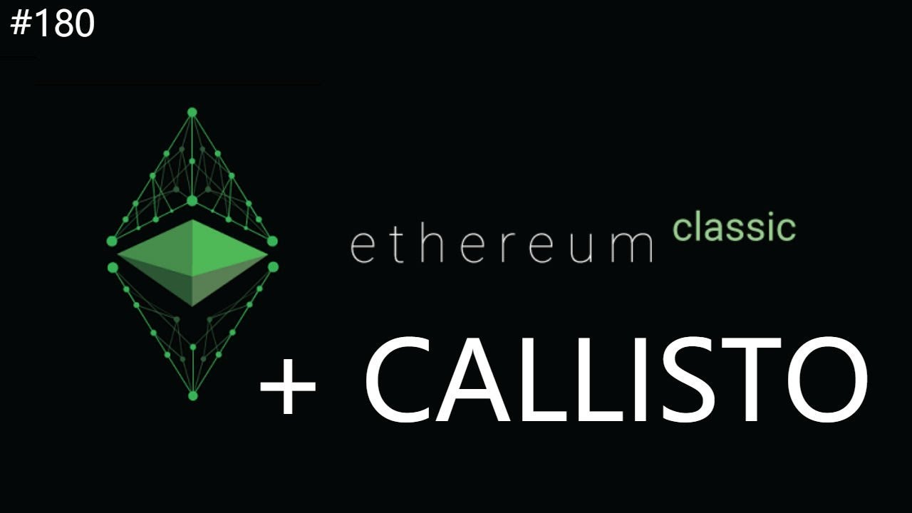 All about the ETC hard fork - Callisto ($CLO) and airdrop