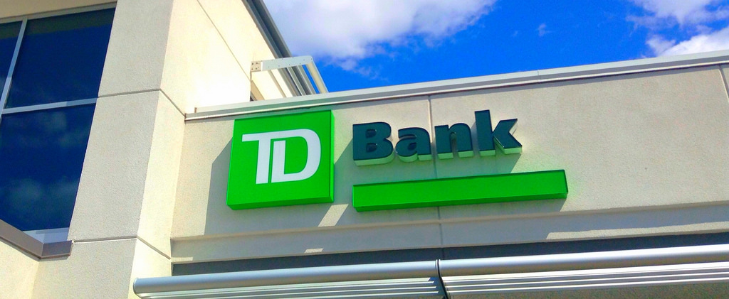TD Bank plans to use Public Blockchain Technology to track assets