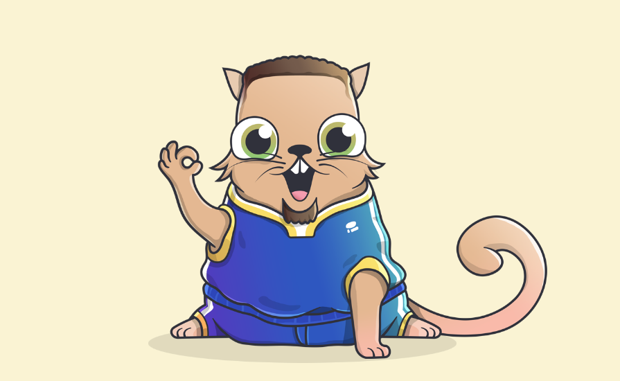 NBA superstar Stephen Curry to become a celebrity in CryptoKitties