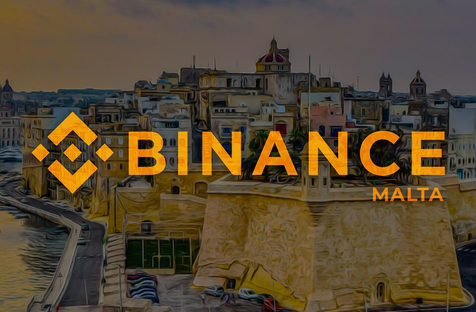 Binance Backs Plan With Digital-Coin Investors to Create Bank in Malta