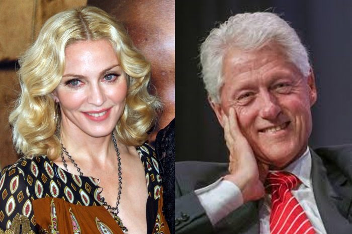 Bill Clinton Is Speaking At A Ripple Conference, Madonna Partnering With Ripple For Charity