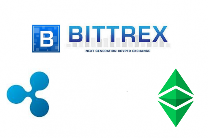Bittrex Is Launching USD Pairing For ETC And XRP