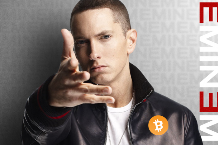 Bitcoin Gets A Shoutout In Eminem's New Album Kamikaze