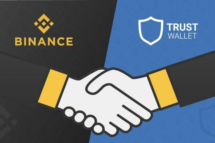 Binance and Trust Wallet
