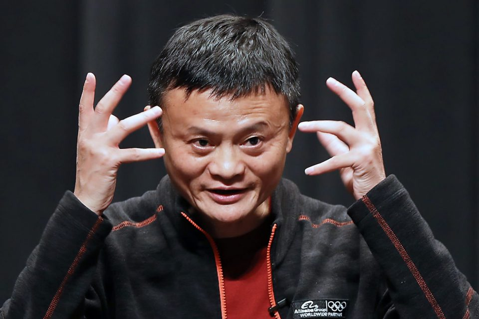 Jack Ma Says That Blockchain And AI Useless Without A Proper Integration