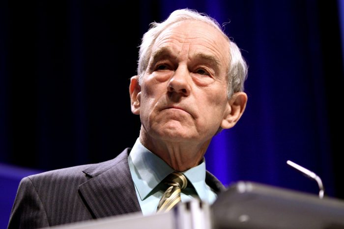 Ron Paul Calls for Exempting Cryptocurrencies from Capital Gains Tax