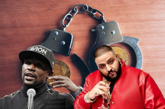 DJ Khaled and Floyd Mayweather Charged for ICO Promotion