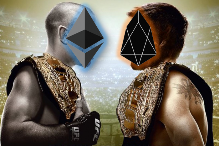 EOS Dapps are Gaining More Traction than Ethereum Dapps