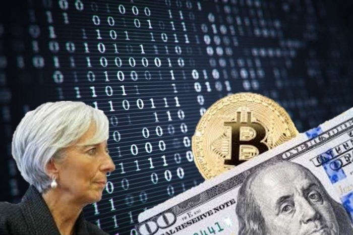 IMF Chief Sees a Possibility for Central Bank Backed Digital Currencies