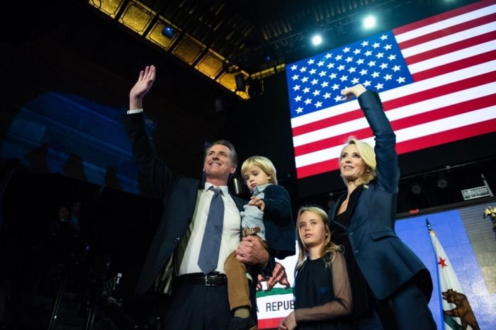 Early Bitcoin Adopter Gavin Newsom gets Elected Governor of California
