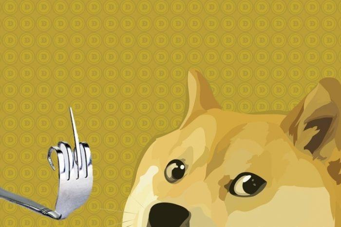Dogecoin used More Than Bitcoin Cash Despite Hard Fork Drama