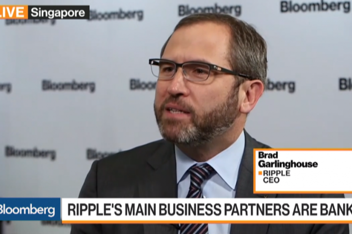 Ripple is Taking over SWIFT says Brad Garlinghouse, CEO of Ripple