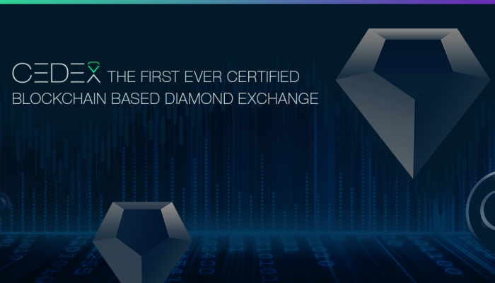 Diamond Commodity Exchange CEDEX is Now Listed On Coinbene