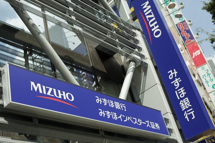 Japan's Second Largest Bank Mizuho to Launch Stable coin in 2019
