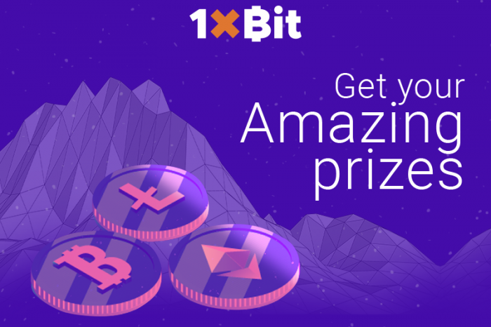Daily prizes with the 1xBit Christmas Calendar!