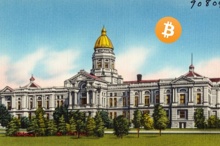 Wyoming Introduces Crypto Related Bills which Gives Cryptocurrencies like Bitcoin the same Status as Money