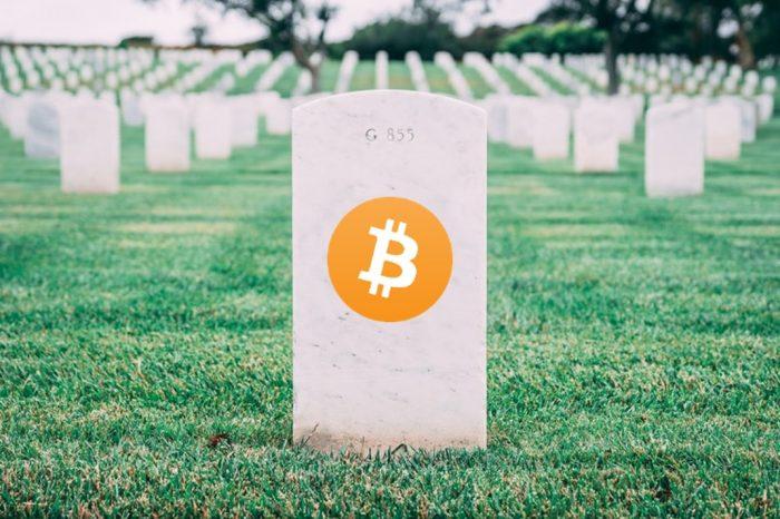 Another Bitcoin Obituary at Davos: