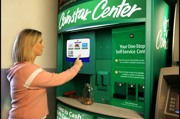 Coinstar to enable Bitcoin buying at 2000 more stores across the US