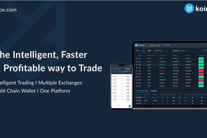 Crypto Bracket Trading Tool Koinfox gains traction, Onboards 25k users in 25 days