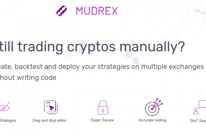 Mudrex - Next Gen Automated Cryptocurrency Trading Strategy platform, launches trading competition