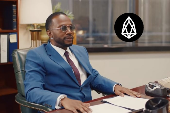 EOS and Everipedia Featured in Juicy J's New Rap Video