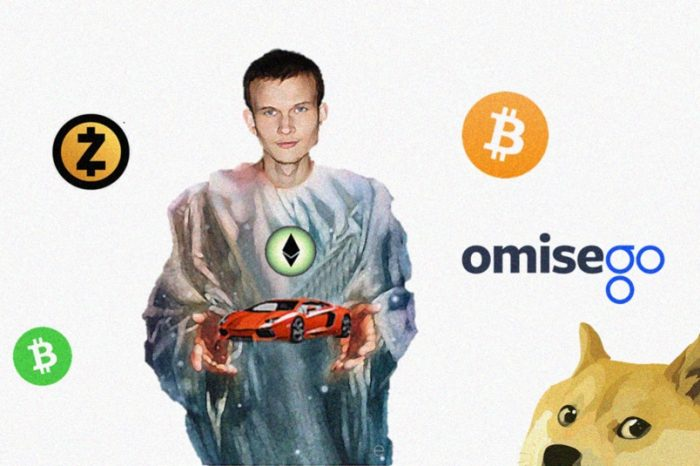 Ethereum Creator Vitalik Buterin Reveals his Crypto Holdings which Include Dogecoin, Bitcoin cash (BCH), Zcash (ZEC) and others