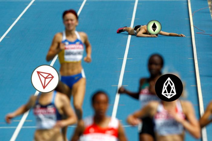 EOS, Tron and Ethereum are the top public Blockchains According to CCID Research
