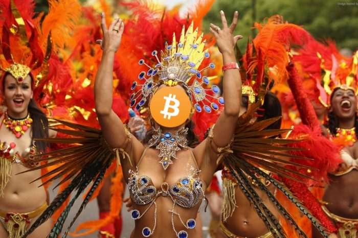 Bitcoin is going to be Featured in the Rio Carnival this year