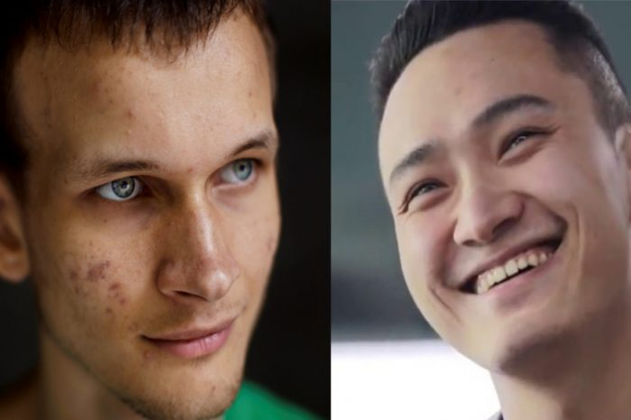 Ethereum's Vitalik Buterin and Tron's Justin Sun Troll Each Other over BitTorrent