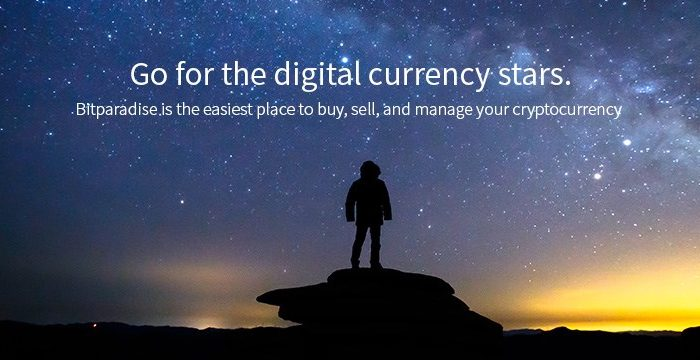 Bit Paradise: A Cryptocurrency Exchange for Gamers