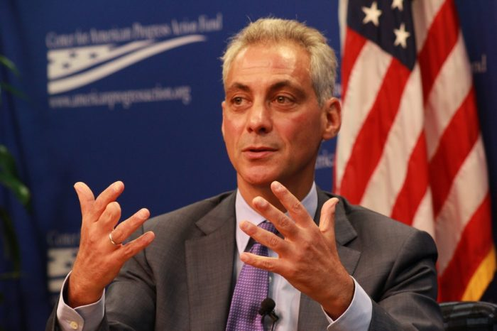Chicago Mayor and Former Obama's Chief of Staff Rahm Emanuel says Cryptocurrency Adoption is Inevitable