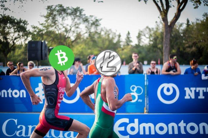 Litecoin (LTC) and Bitcoin Cash (BCH) Futures Volume Skyrockets to $150 Million on Kraken