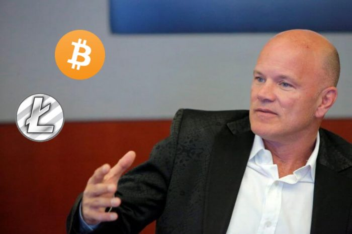 """Sell Litecoin (LTC) Buy Bitcoin (BTC)"" says Mike Novogratz"