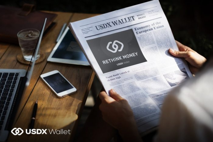 USDX Wallet Announces Integration with First Crypto Exchange, ExMarkets