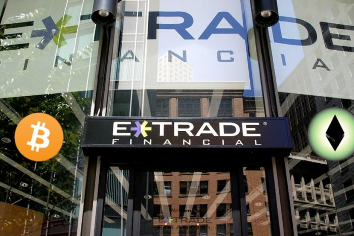 E*Trade all set to Launch Bitcoin (BTC) and Ethereum (ETH) Trading to 5 Million Customers