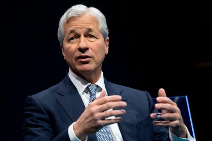 Jamie Dimon Explains why JP Morgan's opinion changed on Cryptocurrencies