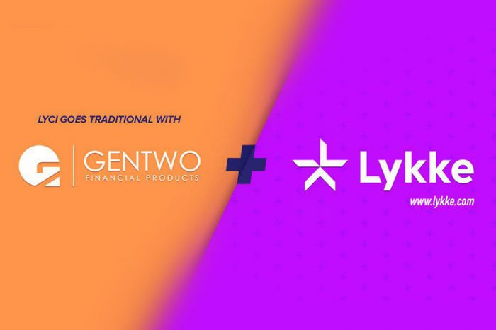 Lykke's utility tokens go traditional with GENTWO