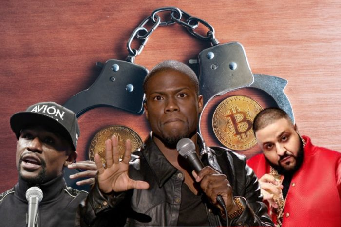 DJ Khaled and Floyd Mayweather Escape ICO Lawsuit, Kevin Hart to be investigated next