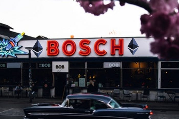 Bosch to try out Ethereum Blockchain based automated car charging station
