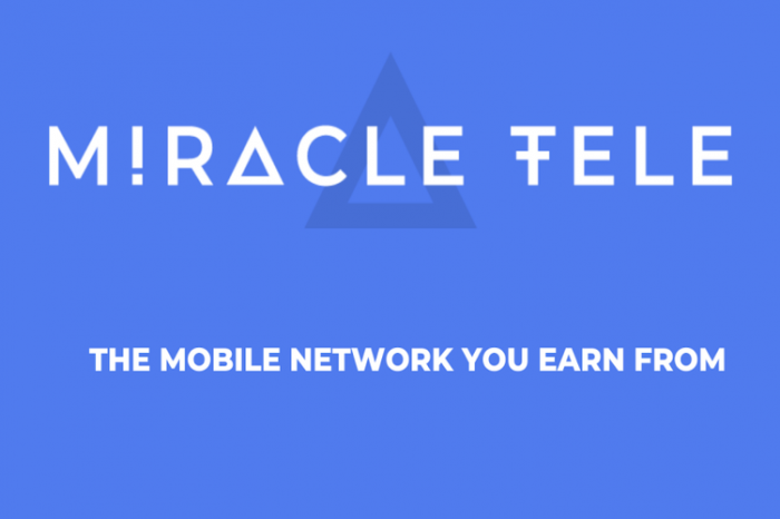 Miracle Tele's $15,500,000​ ​Token Sale Ends 15th May 2019, with Exchange Listings to Follow