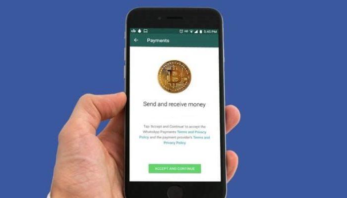 New messaging bot allows 1.5 Billion Whatsapp users to send Bitcoin (BTC), Ethereum (ETH) and Litecoin (LTC)