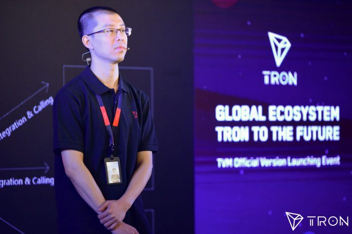 Tron is centralized and has a low super node vote turnout, says ex CTO of Tron