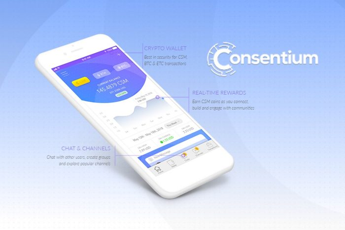 CONSENTIUM Expands Ecosystem with Launch of Social Trading Platform EXONIUM