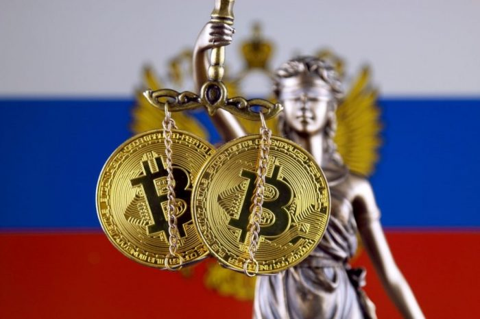 Bitcoin mining can attract fines in Russia