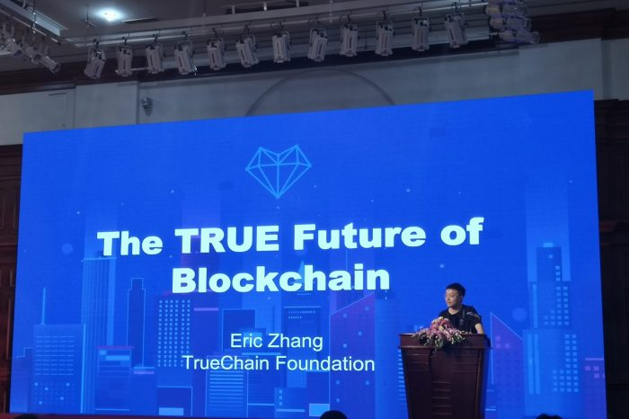 Eric Zhang: MakerDAO (DAI) and Paxos will create stable coin on Truechain