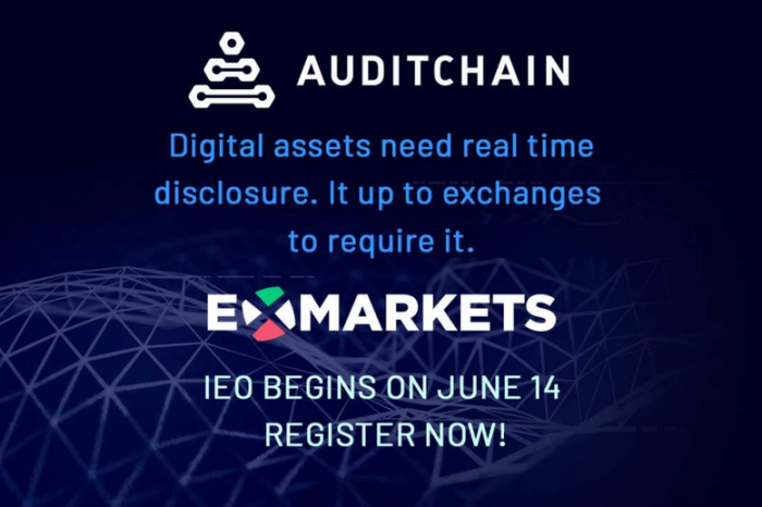 Real Time Assurance and Disclosure for Digital Assets and Exchanges Begins This Friday, 14th June