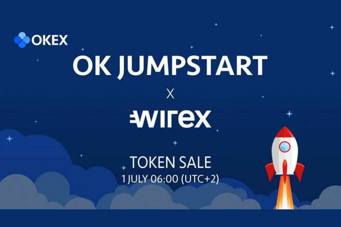 Wirex Token set to launch on OKEx's Jumpstart platform on July 1st