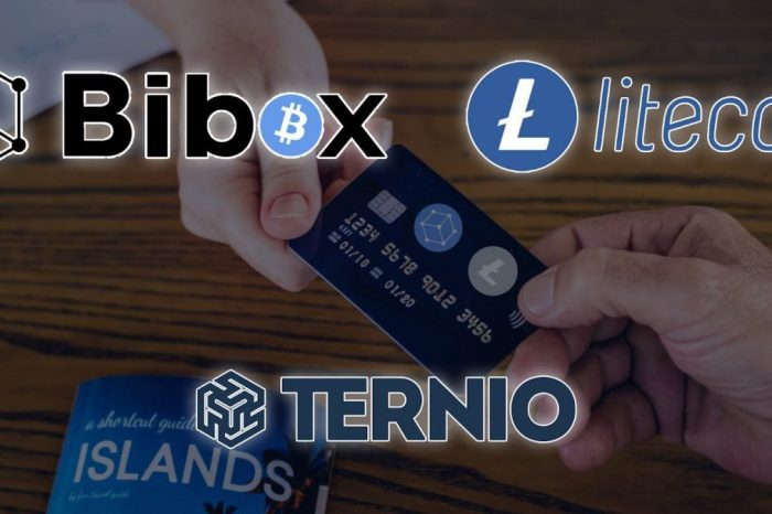 Litecoin (LTC), BiBox and Terino team up to release special edition Debit Card
