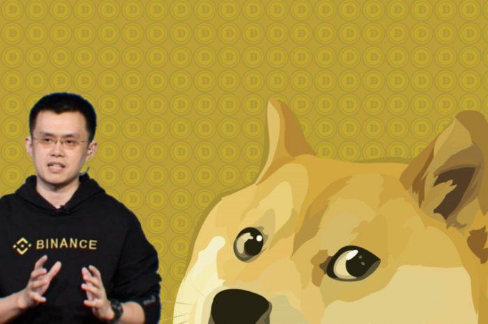 Binance finally lists Dogecoin, price pumps 25%